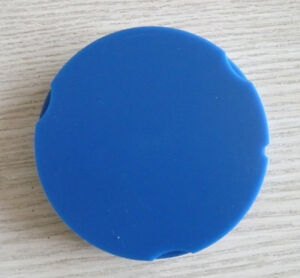 10pcs Dental Lab Zirkonzahn Cad Cam Wax Blue Colors