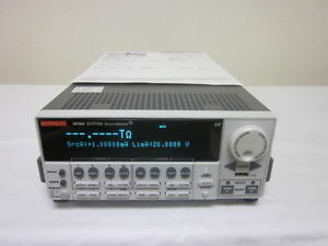 Keithley 2636a Dual Channel System Sourcemeter 200v 1fa 10a Pulse Calibrated