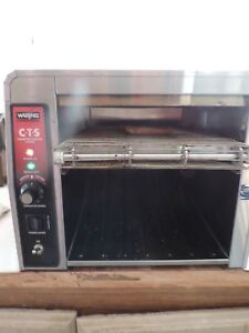 Toaster Conveyor commercial Waring Cts