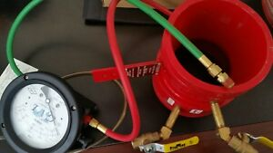 Gvi Fire Pump Test Meter 6 733