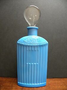 A Rare Lengyel Perfume Slag Glass Bottle Made In France