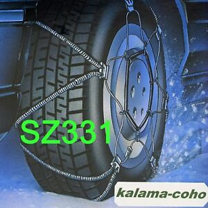 Shur Grip Cable Snow Z Chains Sz331