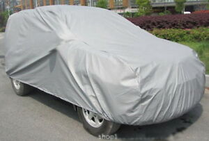 Outdoor Car Clothes Cover Protector Scratch Sun Heat Dust Dirty Rain Snow Proof