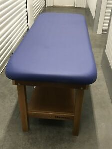 Oakworks Powerline Medical Treatment Low Massage Table New 699 99 Retail