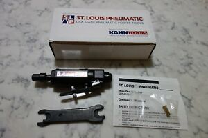 Made In Usa St Louis Pneumatic Slp 83125 Straight Die Grinder