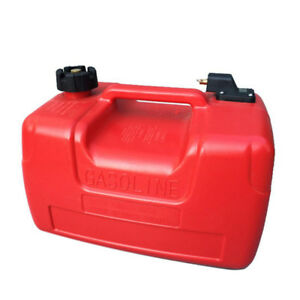 Portable Fuel Tank 3 2 Gallon For Yamaha Outboard Fuel Tank W Connector Awesome