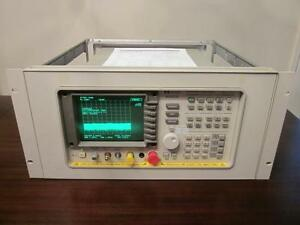 Hp Agilent 8562e 30 Hz To 13 2ghz Portable Rf Spectrum Analyzer Calibrated