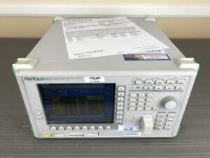 Anritsu Ms9710c 600 To 1750nm Optical Spectrum Analyzer Osa Calibrated