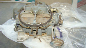 Rochester Quadrajet Gm Carburetor 32747 For Rebuilt Or Parts