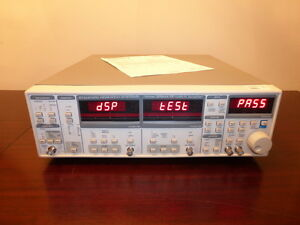 Stanford Research Sr844 25 Khz To 200 Mhz Rf Lock In Amplifier Calibrated