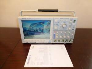 Tektronix Mso4054 500mhz 2 5gs s 4 16 Channel Mixed Signal Oscilloscope Cal d