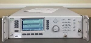 Anritsu 69077b 10mhz 50ghz Ultra Low Noise Synthesized Signal Generator Cal d