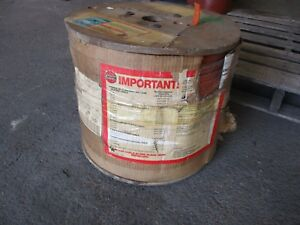 Thermon Manufacturing Co Wire 1 Spool 500 Ft Mod t5x12 2 830845g New
