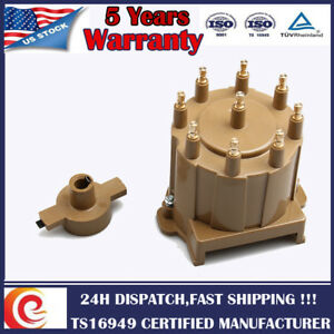 Hei Distributor Cap And Rotor Kit For Chevy Pontiac Gmc Buick 1987 1995 5 0 5 7l