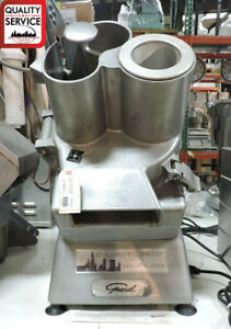 General Gsm 1 90b Commercial Food Processor W Extra Blades Blade Holder