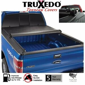 Truxedo Truxport Soft Roll Up Tonneau Cover Fits 2015 2020 Ford F150 6 6ft Bed