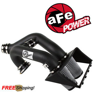 Afe Stage 2 Dry Filter Cold Air Intake 2012 2014 Ford F150 3 5l Ecoboost