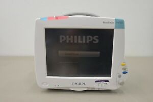 Philips Intellivue Mp50 Touch Screen Patient Monitor 15856