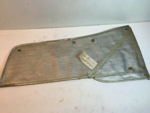Vintage Hinson Heater aid Winter Radiator Cover J 701 1937 Chevrolet