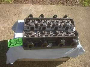 1963 1964 Ford Fe 406 Tri Power Pair Of Heads C3ae 6090 C Bare