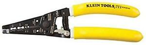 Klein Tools K1412can Dual Cable Stripper cutter