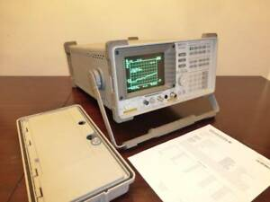 Agilent Hp 8593e 22 Ghz Portable Spectrum Analyzer With Opts 04