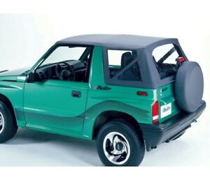 Bestop Replace A Top Soft Top 88 94 Chevrolet Geo Suzuki Tracker 51362 15
