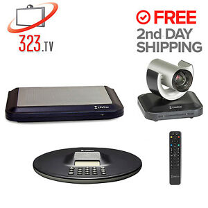 Lifesize Team 220 Complete Hd Video System W Camera 200 Phone 1000 0000 1129