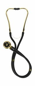 New Prestige Medical Sprague Rappaport Stethoscope Gold Edition 7 3 Ounce Gift