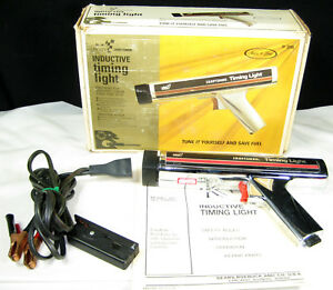Sears Craftsman Inductive Timing Light Model 28 2134