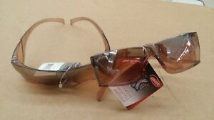 Lot Of 5 Pair Aosafety X Factor Safety Glasses Model Xf103