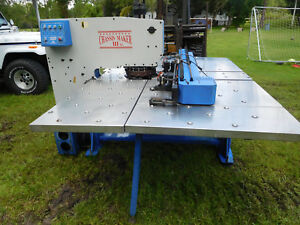 Functional Robotics Chassis Maker 3xl Turret Punch