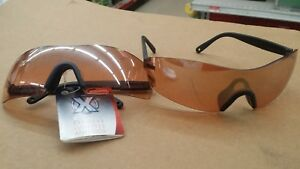 Wholesale Flea Market Lot Of 10 Aosafety X Factor Safety Glasses Model Xf203