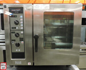 Henny Penny Mcs 6 Commercial Electric Combi Oven Half Size
