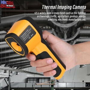 Handheld Thermal Imaging Camera Ir Infrared Thermometer Imager 20 300 Degree Us