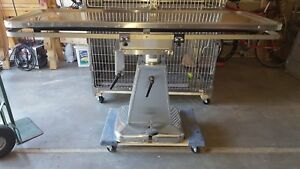 Veterinary Surgery Table Shor line