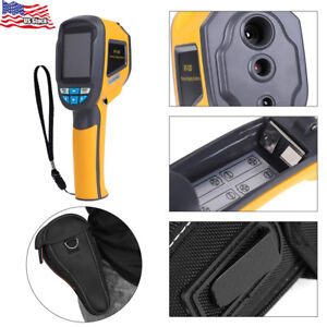 Ht 02d Handheld Digital Ir Infrared Thermal Imager Camera 1024p 32x32thermometer
