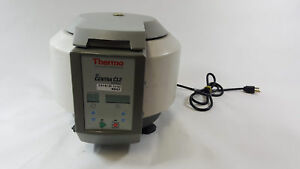 Thermo Electron Corporation Iec Centra Cl 2 Benchtop Laboratory Centrifuge