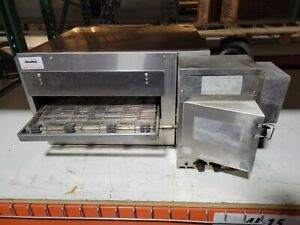 Lincoln Impinger 1301 1302 Commercial Electric Countertop Conveyor Oven