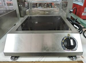 Garland Bh ba 2500 Commercial Induction Countertop Burner