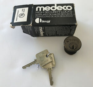 Medeco High Security Lock Mortise Cylinder 2 Key