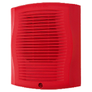 Lot Of 2 System Sensor Spectralert Advance Spr Wall Speaker Red