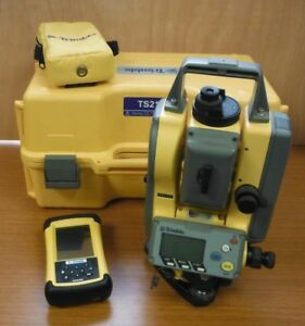 Trimble Ts215 Total Station And Recon Data Collector With Software