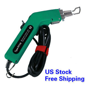 Us Stock 100w 110v Durable And Practical Handheld Hot Heating Knife Cutter Tool