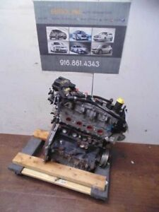 2014 Fiat 500 Fiat Engine Assembly