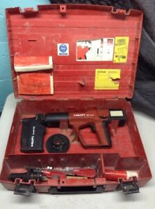 Hilti Dxa41 Kit Complete With X am72 Magazine