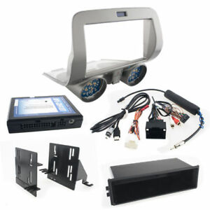 Pac Audio Complete Car Radio Dash Kit Harness For 2010 2015 Chevrolet Camaro