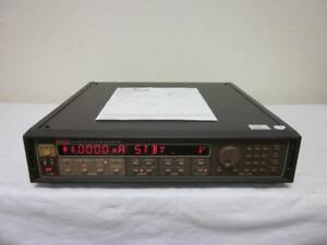 Keithley 237 High Voltage Source Measure Unit Calibrated