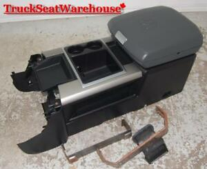 2015 Dodge Ram Laramie Truck Front Center Console Kit