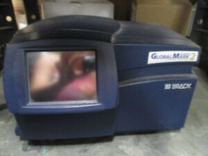 Brady Mg2 Global Mark 2 Label Printer Includes Ribbons And Rolls